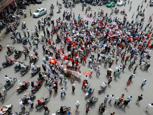 vietnam-protests