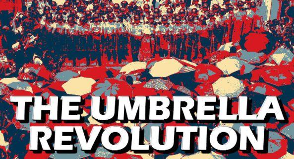 Umbrella-Revolution-Hong-Kong-China