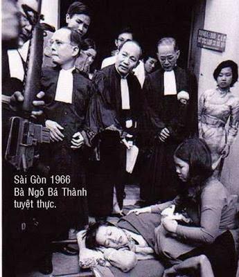 VN_VNCH_BieuTinh_NgoBaThanh_TuyetThuc_1966